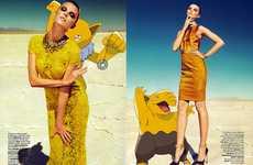 Pokemon-Infused Fashion Captures