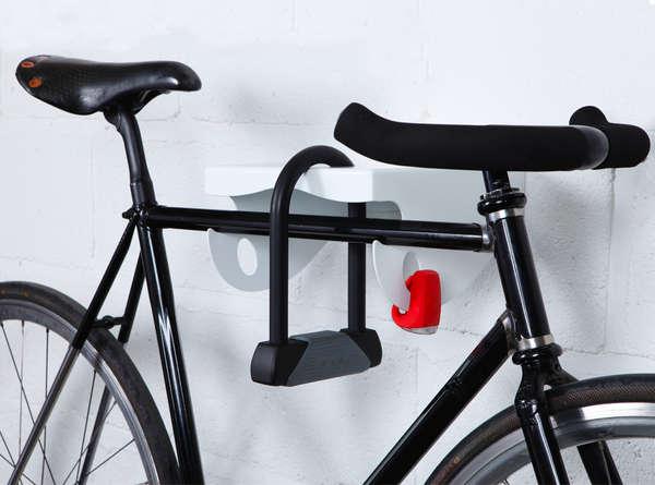 Elegant Ledge Cycle Stands