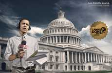 Presidential Reporter Ads