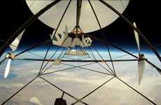 Upper Atmosphere Airships