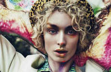 Androgynous Makeup Editorials