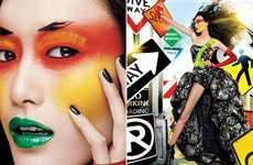 Freakish Makeup Date-Keepers