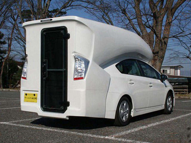 Hybrid RV Conversions