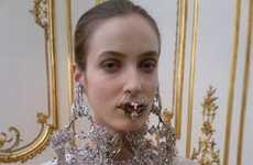 Fierce Facial Jewelry Shots