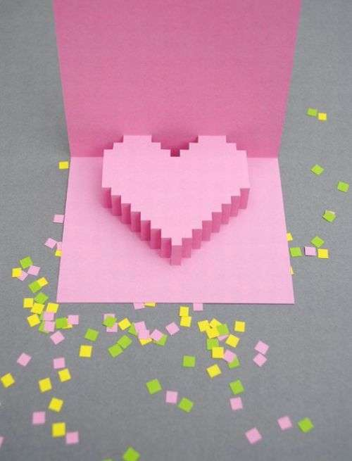 Romantic Geeky Cards