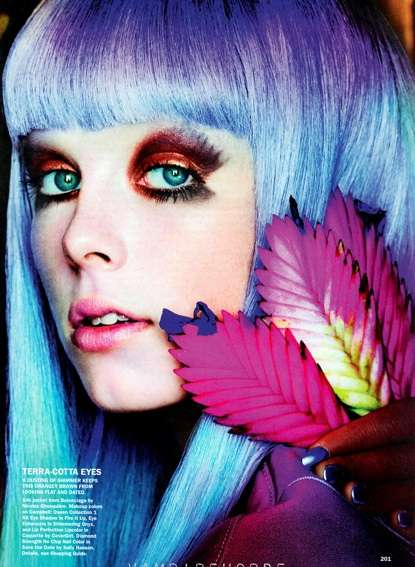 Psychedelic Beauty Looks