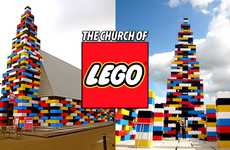 Building Block Cathedrals