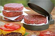 Handy Hamburger-Making Tools