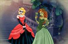 Crime-Prone Princess Pictorials