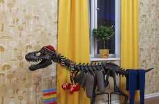 Excavated Dinosaur Heat Exchangers