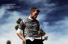 Scenic Sportswear Editorials