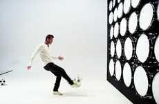 Soccer Ball Drumming Ads