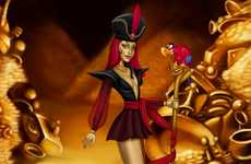 Re-Gendered Disney Evildoers