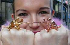 Chic Combat-Inspired Jewelry
