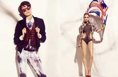 Quirky British Fashion