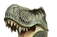 Faux Dinosaur Taxidermy