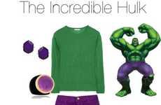 Avengers-Inspired Wardrobes
