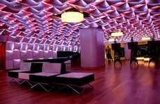 Origami-Like Ceilings