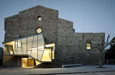 Modern Monastery Remodels