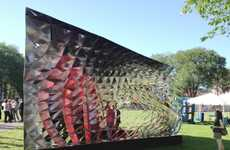 Camouflaged Kaleidoscope Structures