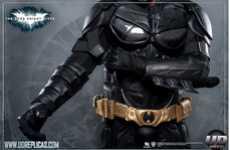 Superhero Motorcycle Suits