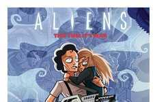 Cartoon Movie Poster Remixes