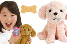 Japanese Talking Toy Puppies