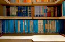 Library-Like Stairwells