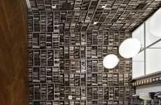 Rotated Interior Coffee Houses