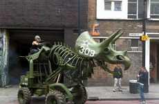 Industrial Dinosaur Locomotives