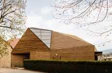 Contemporary Foldable Farmhouses