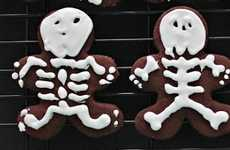Ghoulish Boney Pastries