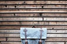 Recycled Belgian Backpacks