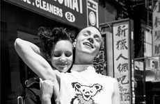 Grungy Couple Captures