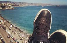 Globe-Trotting Sneaker Campaigns