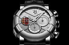 Futuristic Film Material Timepieces