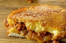 Sloppy Fromage Sandwiches