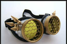 Burning Man-Inspired Eyewear