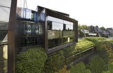 Camouflaging Moss Offices