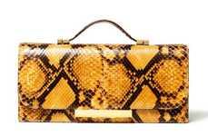 Sleek Animalistic Handbags