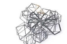 Chaotic Geometric Jewelry