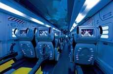 Sci-Fi Shuttle Buses