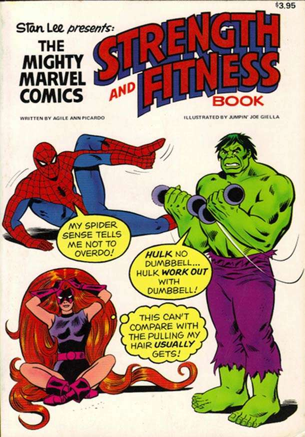 Superhero Workout Guides