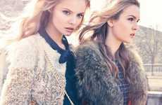 Dreamy Duo Fashion Ads