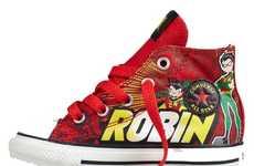 Teenage Hero Sneakers