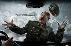 War Leader Accident Ads