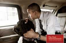 Human-Eared Pet Politic Ads