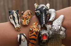 Shimmering Safari Jewelry