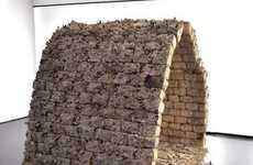 Fungus-Formed Bricks