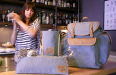 Bartender-Geared Backpacks